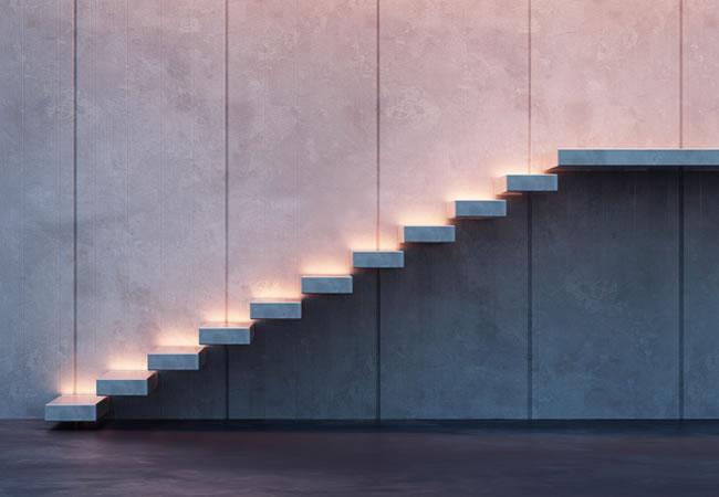 Zwevende Trap Veiligheid : Betonnen trap plaatsen alles over de betontrap zetten betonnen trap